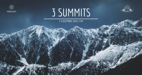3 Summits- dăruim o VOCE copiilor cu autism